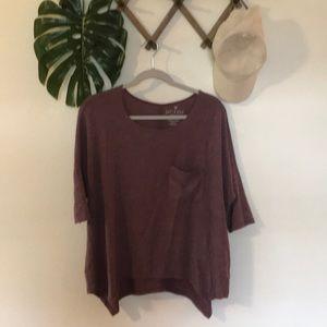 AE Soft and Sexy Plush short sleeve shirt